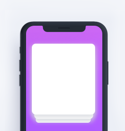 iPhone with tinder for mockups