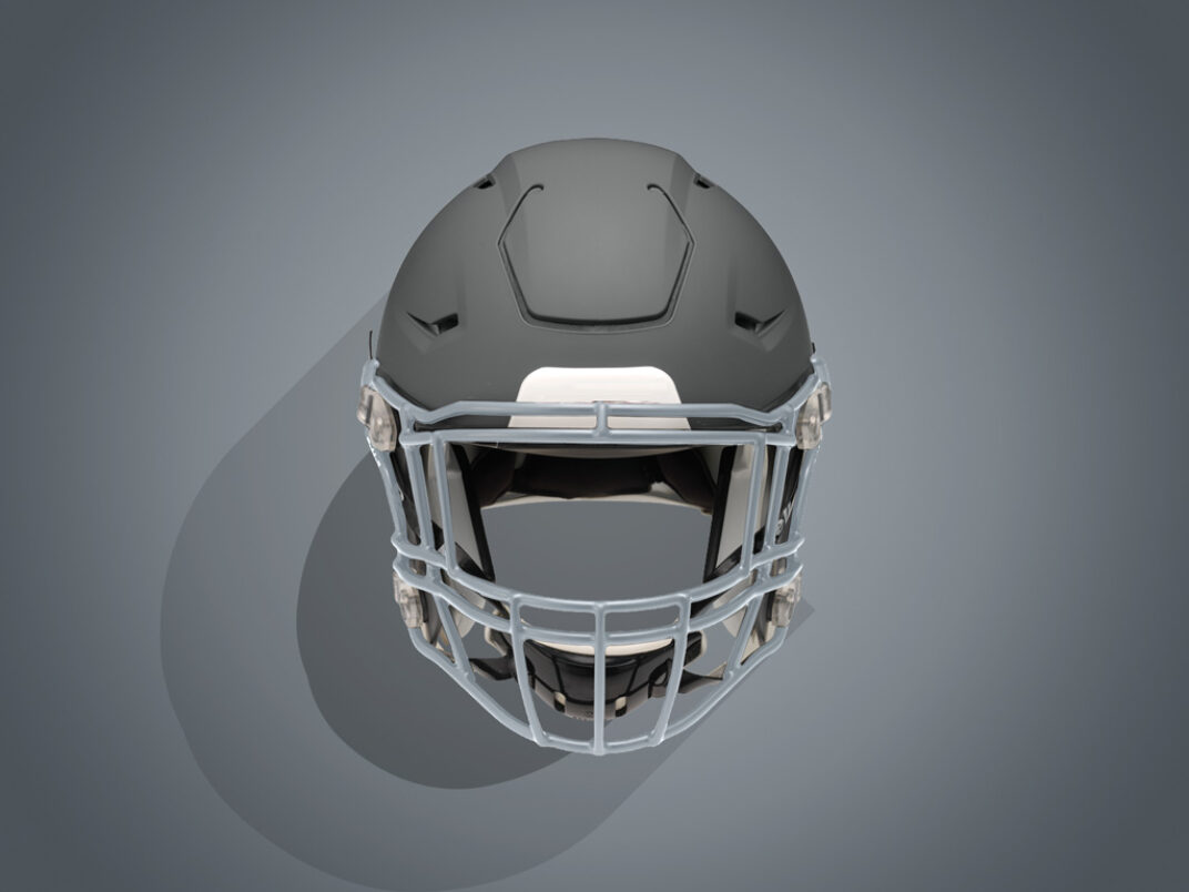 Football Helmet Mockup FREE download