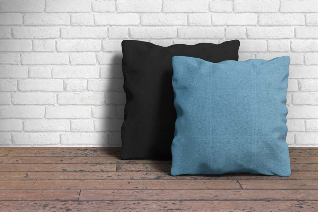 Pillow Mockup FREE download
