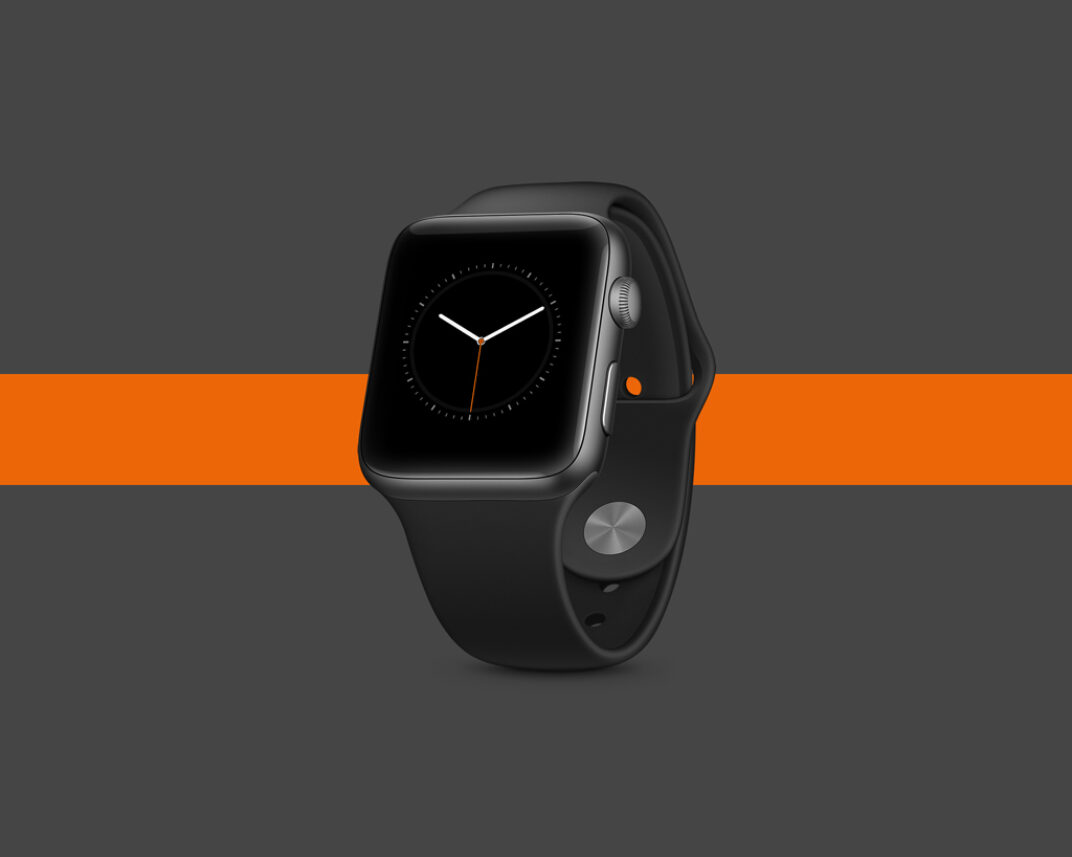 Versatile Apple Watch Mockup FREE download